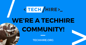 We're a TechHire Community!