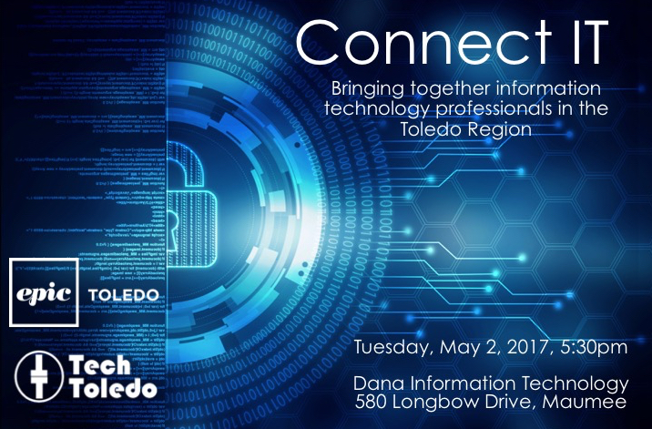 Connect IT, May 2, 2017